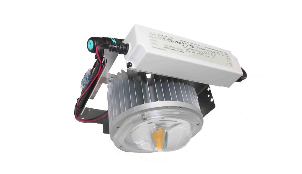 Remplazo / Retrofit - Motor de Luz